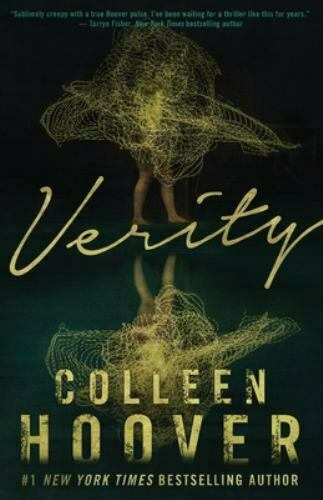 Verity by Colleen Hoover (2018, Trade Paperback)