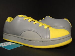 bf700550e REEBOK BOARD FLIP ICE II 2 CREAM PHARRELL BBC PLATINUM YELLOW BLACK ...