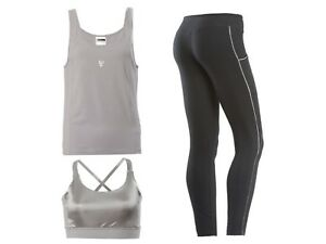 Leggings E Omaggio Donna shirt Superfit Nero T Fer Top Freddy F5sf7actt Ng rBrzx