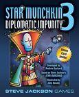 Steve Jackson Games Star Munchkin 3 Diplomatic Impunity