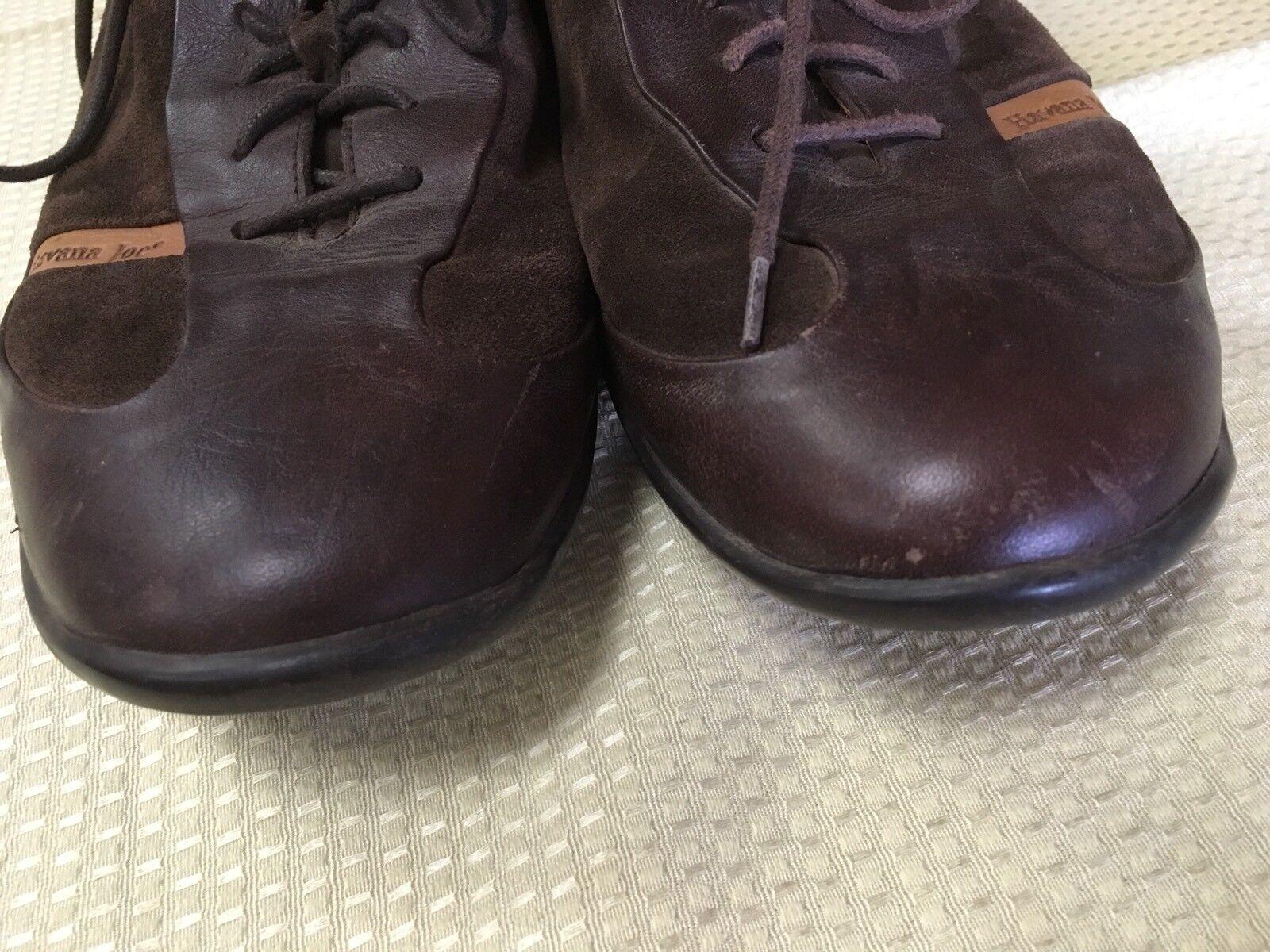 Havana Joe Leder and Suede Schuhes EUR Größe 43 Größe DH 05 (US Größe 43 9 1/2 - 10) 29e2ac