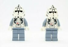 Lot of 2 Lego STAR WARS minifigures Clone Pilot 7259 6205 minifigs G