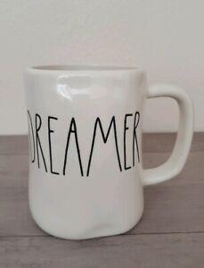 NEW-RAE-DUNN-by-Magenta-DREAMER-Coffee-Tea-Mug-Farmhouse-Graduation-Home-Decor