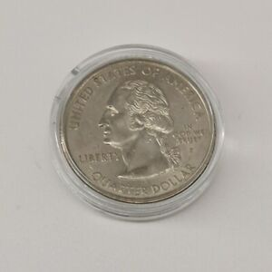 ~40 Direct Fit 24 mm Coin Capsule For US 25 Cent Quarters 1828 to present