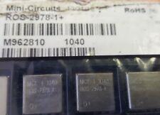 1x Mini Circuits Ros 2978 1 Osc Vco 2848 2978mhz 5v Vc 05 45v New