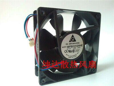1pcs Delta BFB1212GH 12CM 12V 3.96A 4-wire cooling fan