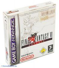 GameBoy Advance Spiel - Final Fantasy VI / 6 Advance (US) (mit OVP)