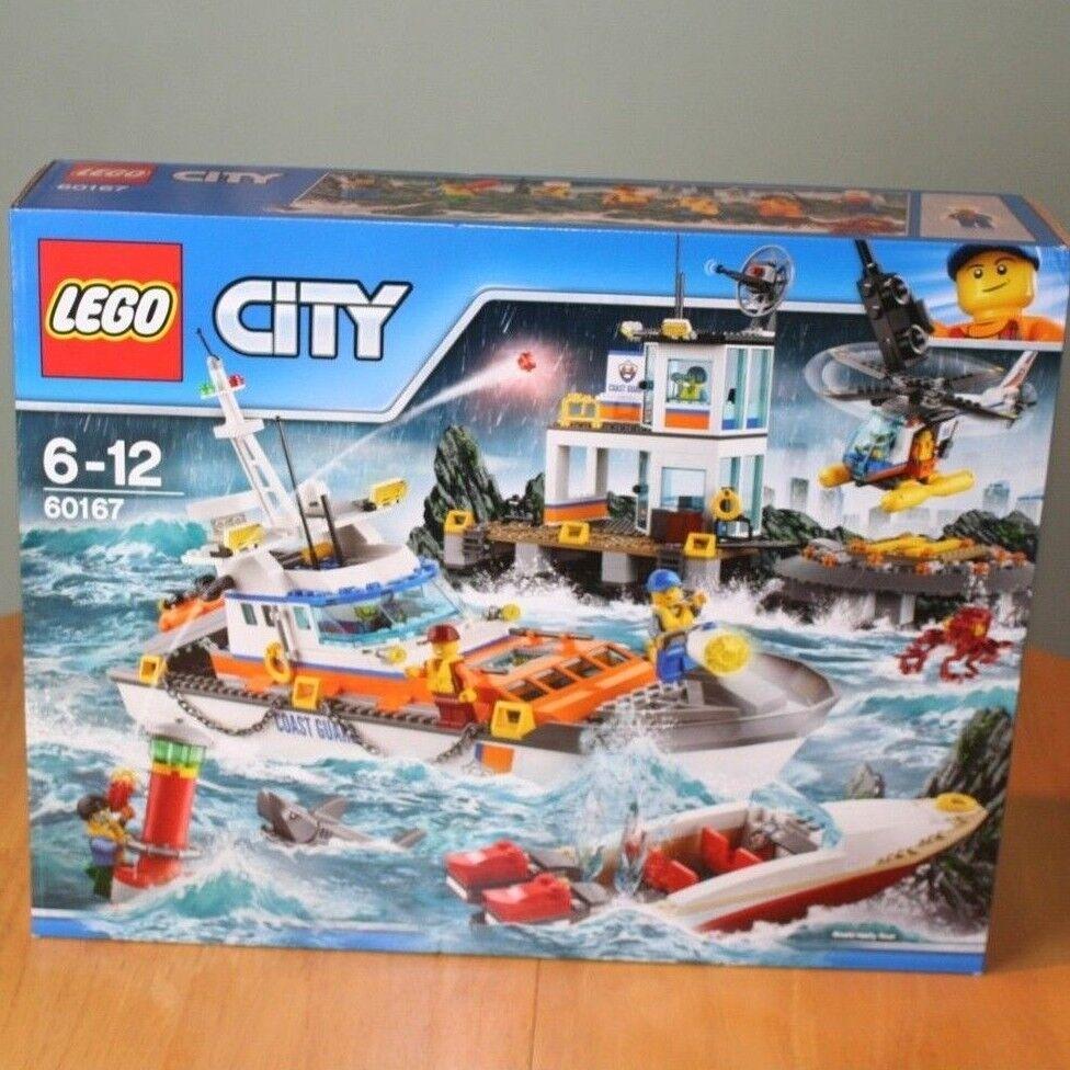 LEGO City 60167  Coast Guard Head Quarters - Brand New