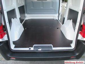 Bodenplatte-fuer-Opel-Vivaro-C-Siebdruckplatte-Mehrschichtholz-Laderaum-Schutz