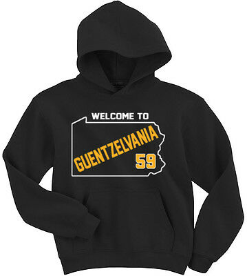 "Jake Guentzel Pittsburgh Penguins /""PA/"" jersey T-shirt Shirt or Long Sleeve"