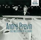 Jazz Milestones of a Legend Andre Previn 4053796003379