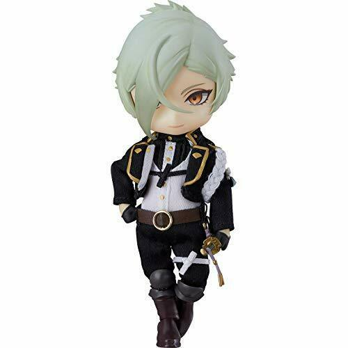 NendGoldid Doll Touken Ranbu ONLINE Hizamaru Action Figure w  Tracking NEW