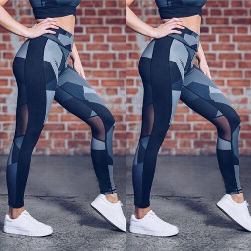 Women Leggings Pants Walking Athletic Apparel Sport Wear Running Yoga Bottoms