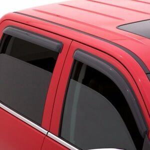 2011-2013 Jetta Sedan Rear Rain Guards