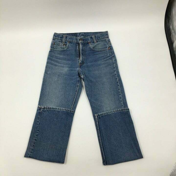 vintage levis 717-0217 made in USA - image 2