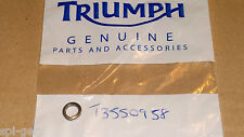 Rocket III New Genuine Triumph Exhaust Cat Cover M6 S/S Spring Washer T3550958