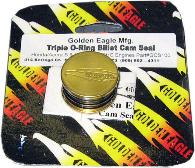 Golden Eagle GCS100-GD Honda Acura B H Series Cam Seal