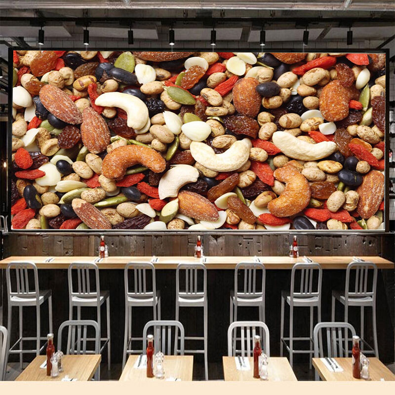 3D Various Delicious Nuts 39 Paper Wall Print Wall Decal Wall Deco Indoor Murals