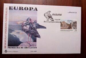 SOBRE-PRIMER-D-A-SPD-1999-EUROPA-PARQUE-NACIONAL-MONFRAGUE-GATO-MONTES