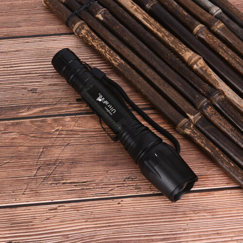 Super Bright 90000LM T6 Tactical Military LED Flashlight Torch Zoomable 18650YG