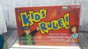 Kids-Rule-board-game-University-School-NEW-Kids-get-to-be-parents-family-night