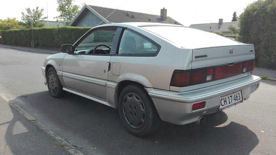 Honda CRX, 1,6i, Benzin