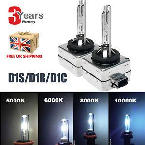 Pair D3S Xenon Hid Gas Discharge Bulbs Lighting Part 5000K 6000K 8000K 10000K