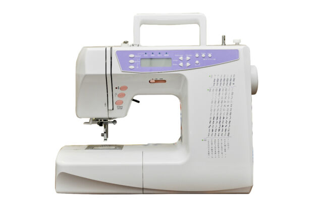 QE404 Sewing Machine Quilter Edition, 170 stitches/Alphabet + £150 of extras