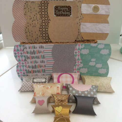 Gift Boxes Pillow Boxes Patterned Gift Boxes Jewellery Boxes Ring Box
