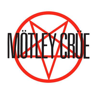 Motley Crue Generation  Sticker Decal *2 SIZES*  Vinyl Bumper Window Wall