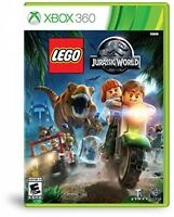 Xbox 360: Lego Jurassic World, Video Games Entertainment Consoles Kids on sale
