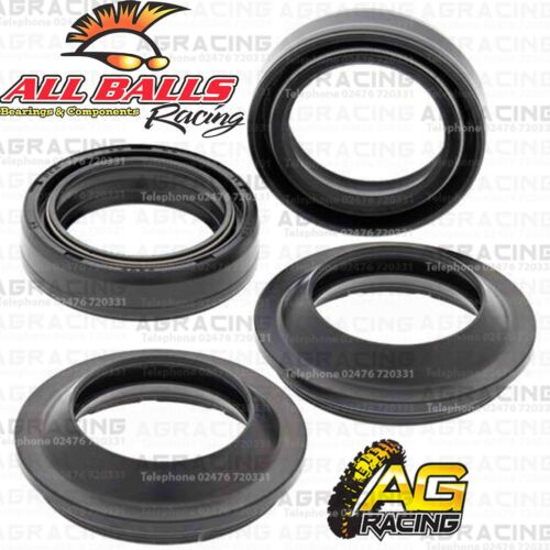 All Balls Fork Oil Seals /& Dust Seals Kit For Suzuki GT 250 Sebring 1975 75 New