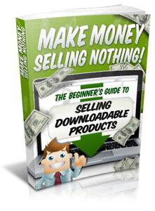 Free Bonus Make Money Selling Nothing Resell Rights Online Business Ebay