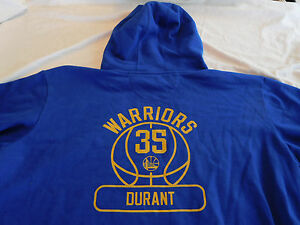 quality design e75bb 18dfc Details about Golden State Warriors Kevin Durant KD Hoodie Hooded  Sweatshirt 4X 4XL XXXXL