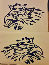 SCANIA GRIFFINS HEAD VINYL DECAL X 2