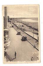 la baule , la grande plage vue de l'hôtel