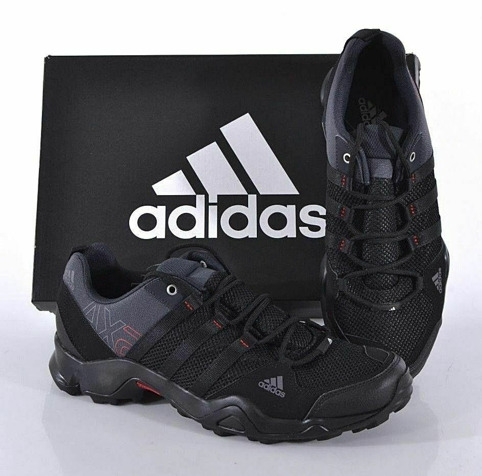 Adidas Outdoor Men's Ax2 Hiking shoes sz 13 New