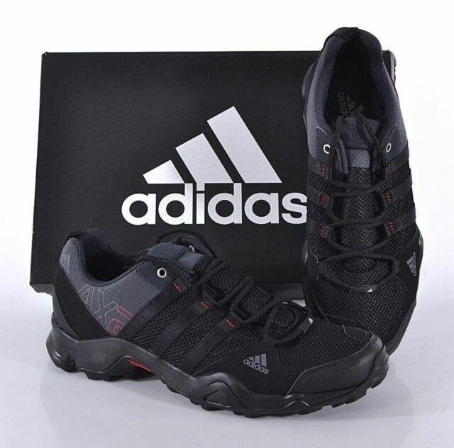 27b81129d adidas AX 2.0 Shoes for Men Size 9m Dark Shale black light Scarlet ...