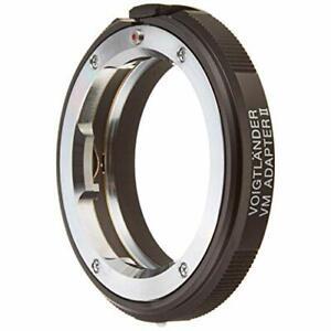 Voigtlander-VM-E-Mount-Adapter-II-VM-ZM-Mount-Lens-to-Sony-E-Mount-w-Tracking