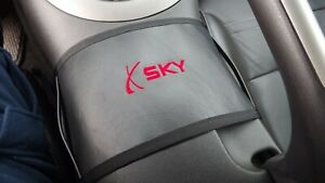 2007-2010 Saturn Sky Rear Trunk Lid or Interior Storage Console Emblem new OEM