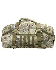 Operators Tactical 60 Liter Military Army Duffle Bag Rucksack with Molle