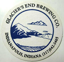 Three Thr3e Wise Men Brewing Co ~ Indianapolis INDIANA Beer Coaster ~ Scotty/'s