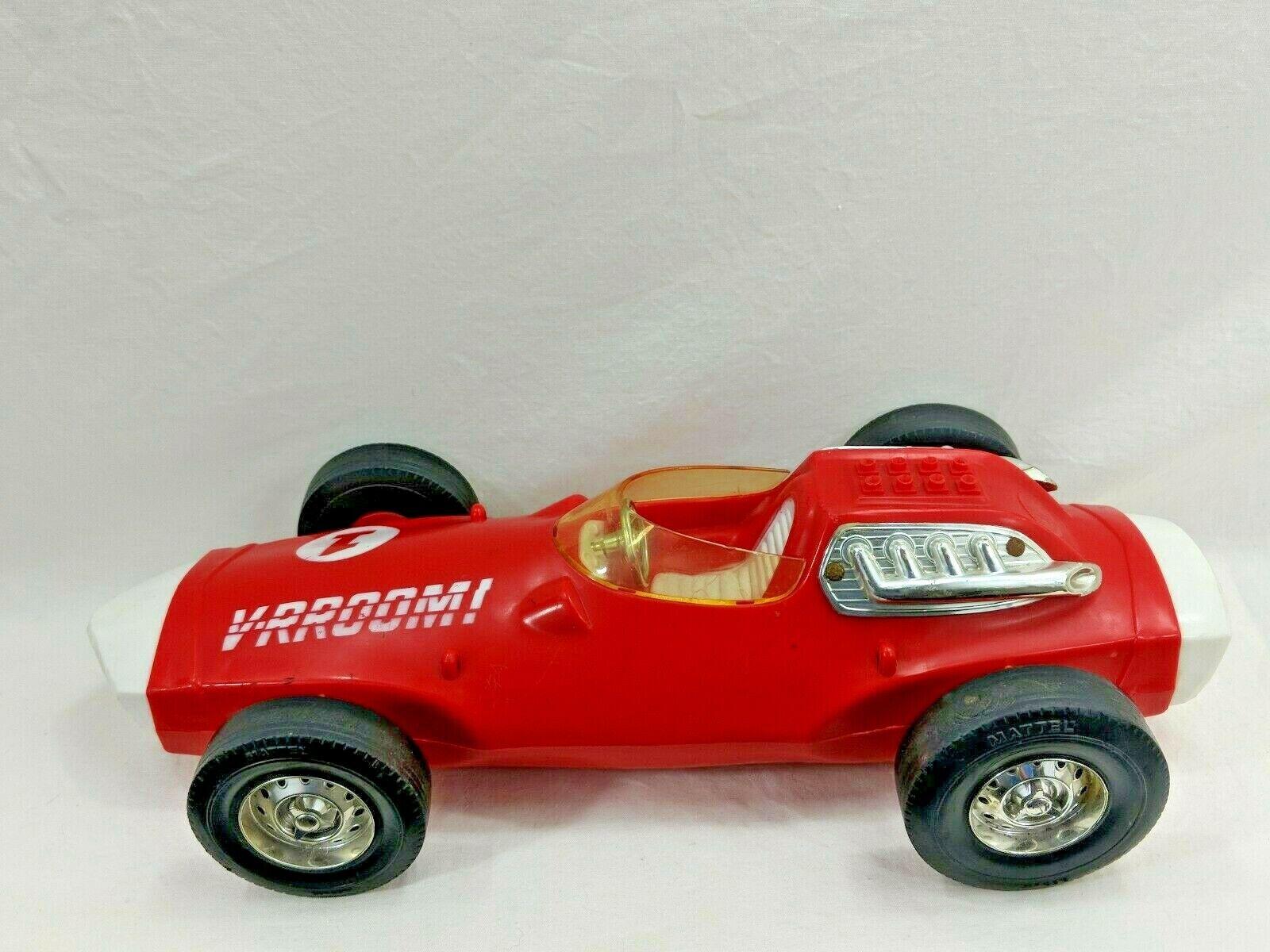 más vendido Vrroom brooom látigo Coche Coche Coche Mattel 1963 1  descuento