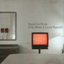 Depeche Mode Maxi CD Only When I Lose Myself (LCD BONG 29) - Benelux (M/M)