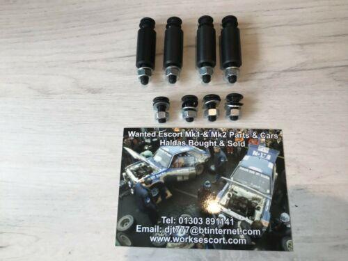 México rs1800 rs2000 1600 Sport mejor en el mercado Escort Mk2 Parachoques Perno Set.