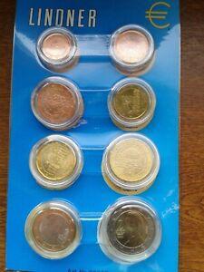 autriche 2011 série 8 pièces neuves sous capsules