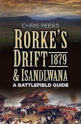 1 of 1 - Rorke's Drift & Isandlwana 1879: A Battlefield Guide by Chris Peers (Paperback,