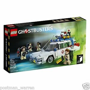LEGO-Ghostbusters-Ecto-1-Ideas-21108-Brand-New-amp-Sealed-Ready-to-Ship