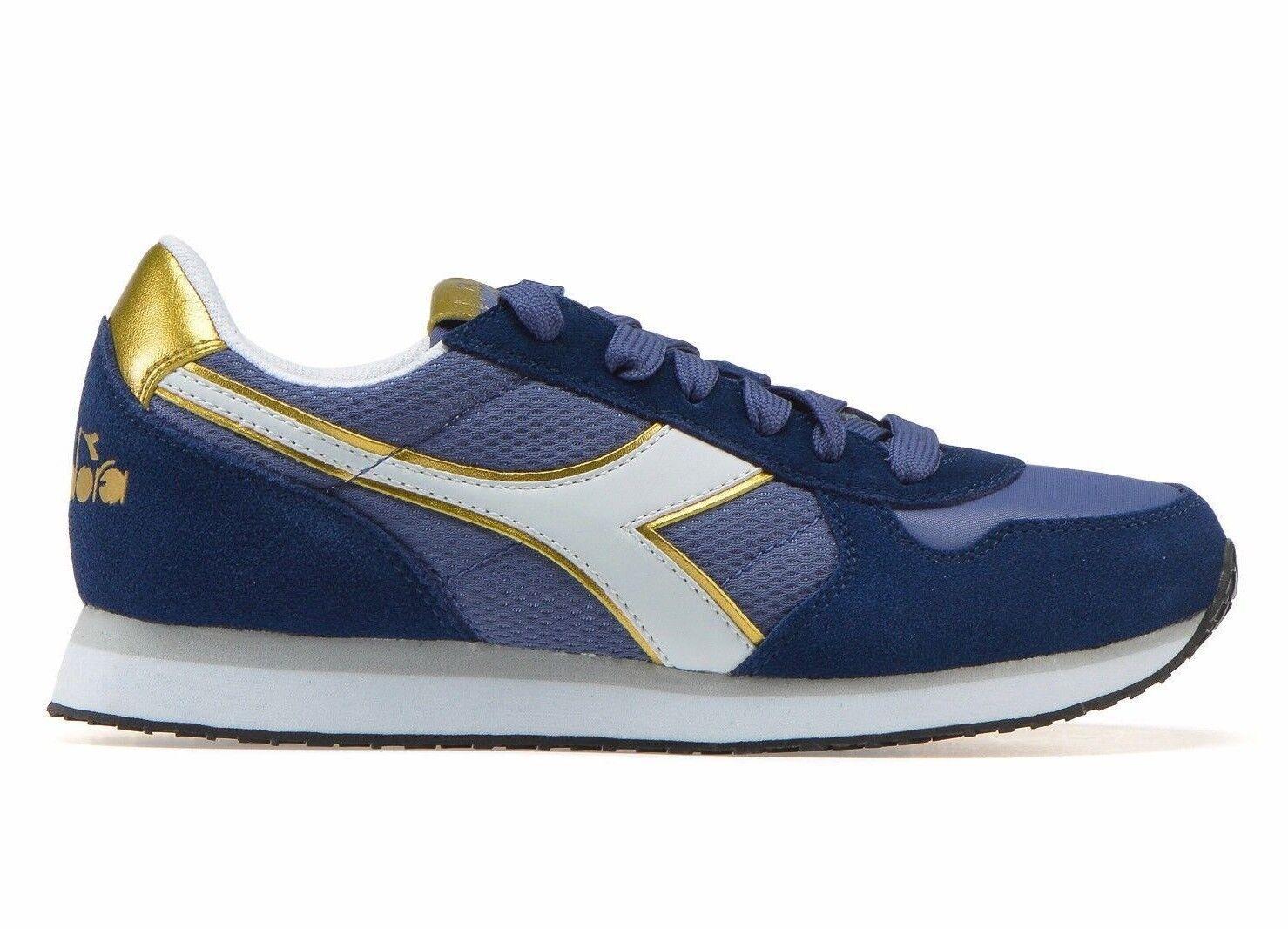 DIADORA 173068-55271 K-RUN W Wmn's (M) Marlin Nylon Suede Lifestyle shoes