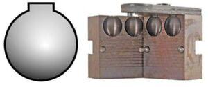 Lyman-2-CAVITY-Black-Powder-DC-451-034-Round-Ball-Mould-44-cal-Mold-2665451
